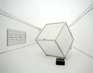 Metallarbeit für Carsten Nicolai reflex