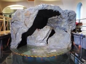 FIlmkulisse Grotte