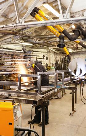 Metallwerkstatt