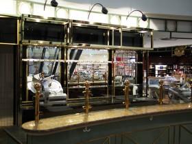 Bar à Jambon Galeries Lafayette