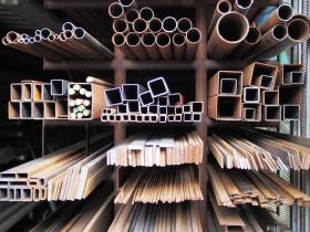 Metallwerkstatt-Material-Zyklus
